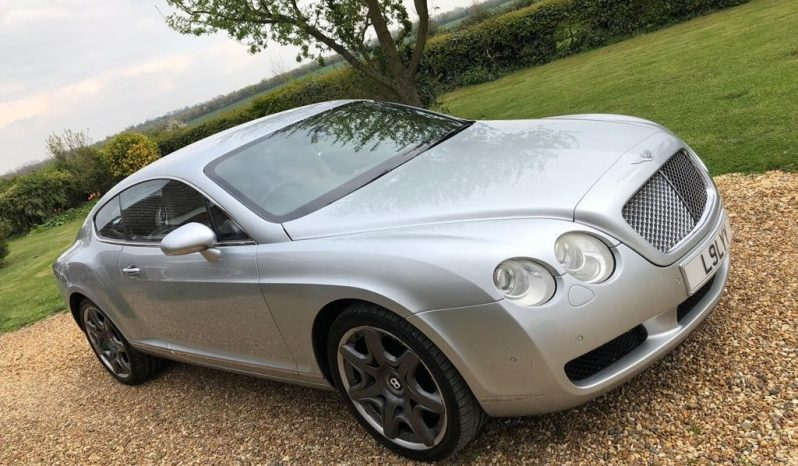 Bentley Export UK Shipping