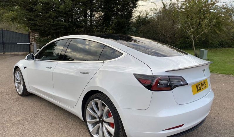Tesla Model 3 Performance full