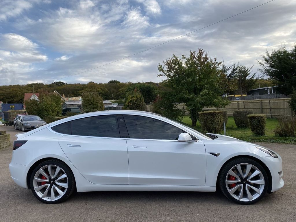Tesla Model 3 Performance - UK Vehicle Exporters