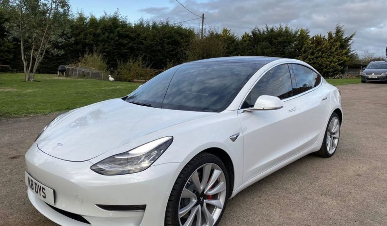 UK Tesla Export Shipping