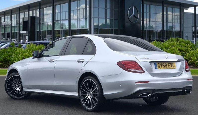 Mercedes-Benz E Class E220D Amg Line Night Edition Prem + 4Dr 9G-Tronic 2.0 full