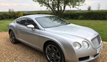 Bentley Continental 6.0 GT full