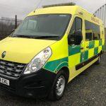 UK Ambulance Export Conversion