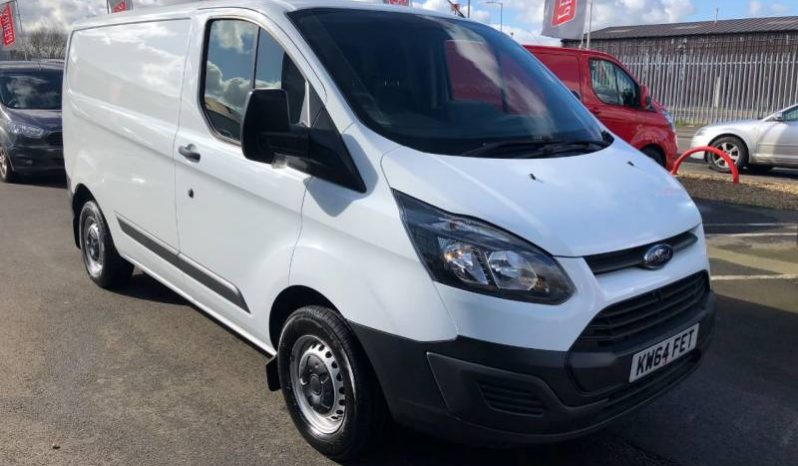 UK Export Ford Transit Custom Shipping