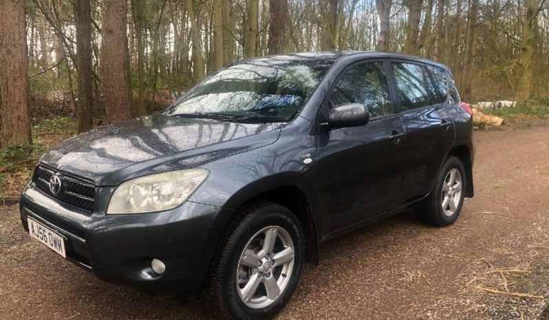 UK Export Toyota Rav4 Shipping