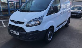 2015 Ford Transit Custom 2.2 TDCi 100ps Low Roof Trend Van 5 door Panel Van full