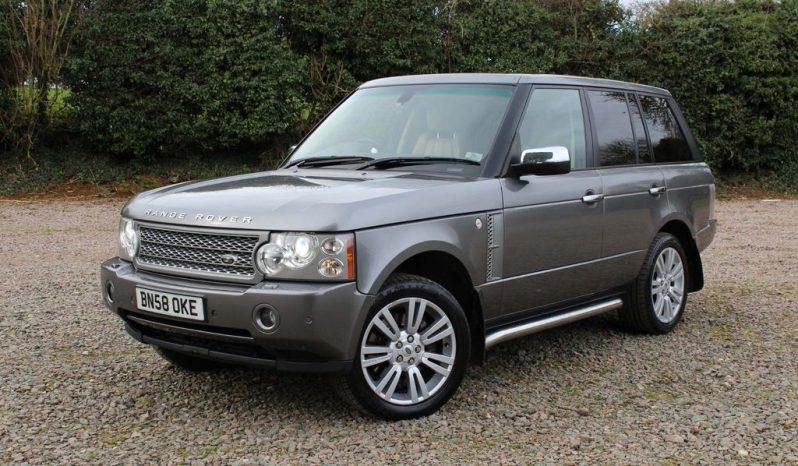UK Export Land Rover Range Rover Vogue Shipping