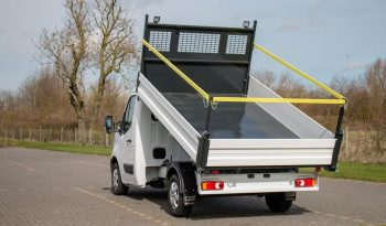 Nissan NV400 2.3dCi L2 Tipper Conversion full