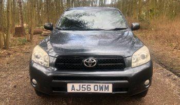 Toyota RAV-4 D-4D 136 XT4 2.2 full