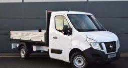 Nissan NV400 2.3 dCi 130 SE L2 3500 SC Tipper