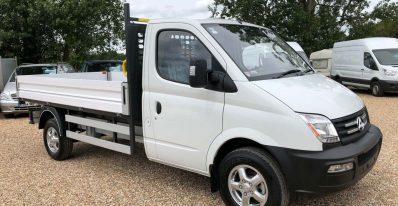 Export LDV V80 Shipping UK