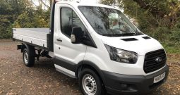 Ford Transit 350 Chassis Cab 2.0 130ps Tipper