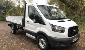 Export Ford Transit UK Shipping Tipper