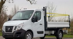 Nissan NV400 2.3dCi L2 Tipper Conversion