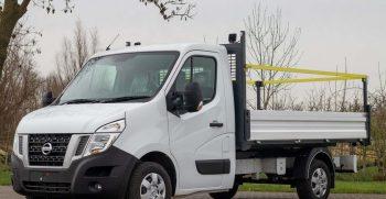 Export NV400 Nissan Shipping UK