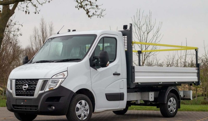 Export NV400 Nissan Shipping UK