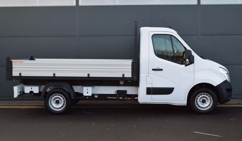 Nissan NV400 2.3 dCi 130 SE L2 3500 SC Tipper full