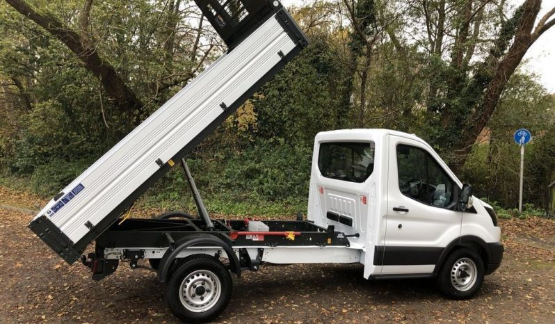 Ford Transit 350 Chassis Cab 2.0 130ps Tipper full