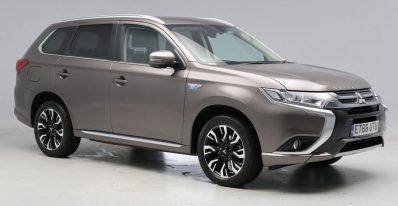 Mitsubishi Outlander 2.0 PHEV Juro 5dr Auto - PADDLE SHIFT - APPLE CARPLAY - BLUETOOTH