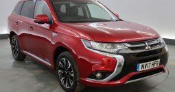 Mitsubishi Outlander PHEV GX4h 2.0 5dr