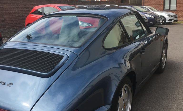 Porsche 911 3.6 964 Carrera 2 2dr full