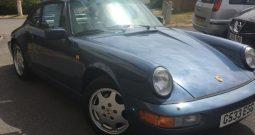 Porsche 911 3.6 964 Carrera 2 2dr