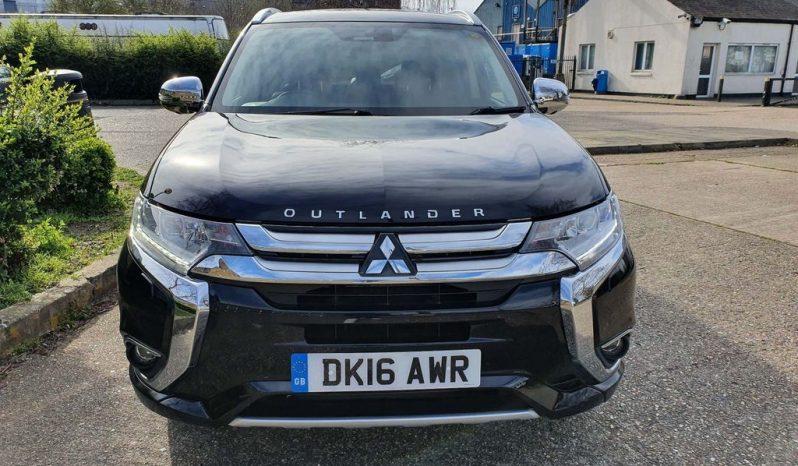Mitsubishi Outlander 2.0h 12kWh GX4hs CVT 4WD (s/s) 5dr full