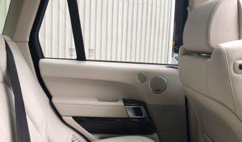 2013 Land Rover Range Rover 3.0 TDV6 VOGUE SE 5d 255 BHP full